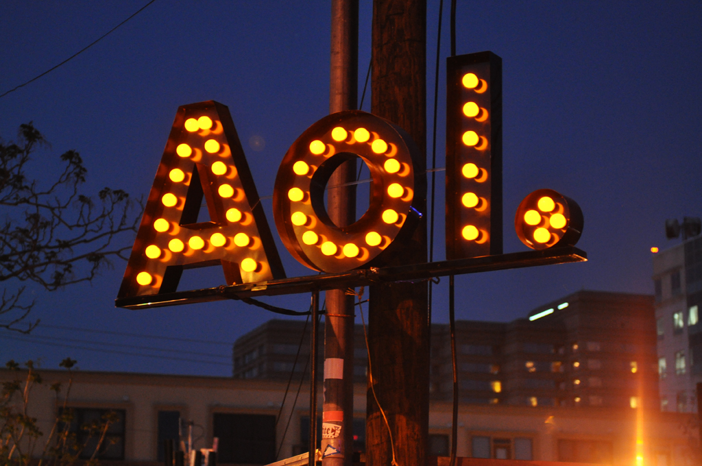 Why Does Verizon want AOL? Probably Not for its Dial-Up Customers