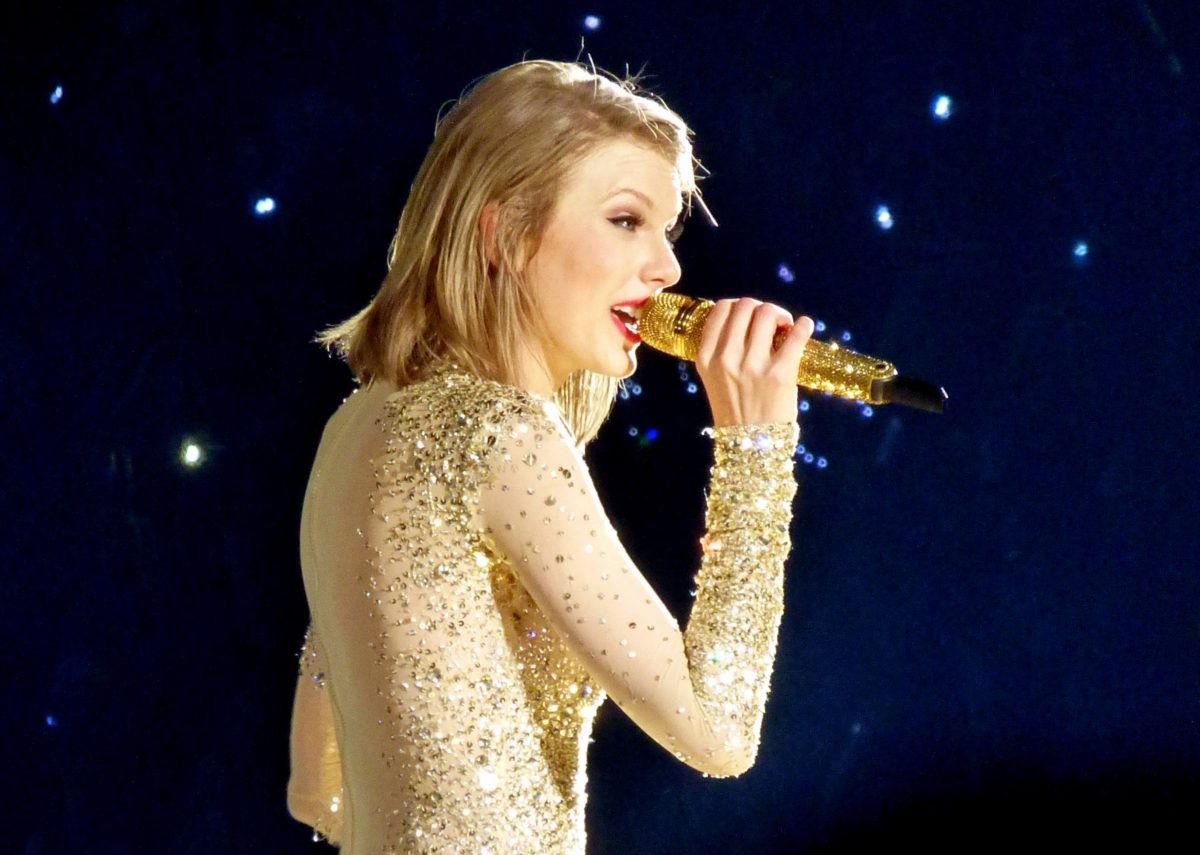 Taylor Swift = Important Tech News. Not Kidding.