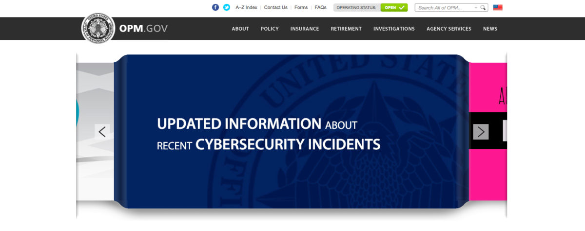 OPM Hack Causing Greater Harm than Snowden's Leaks to Intelligence Agencies