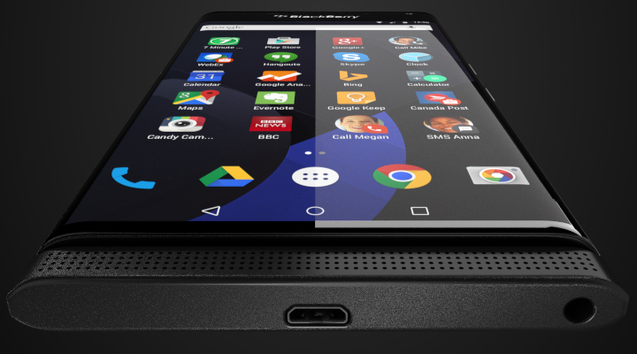 Rumor: BlackBerry Prepping Android Phone for AT&T