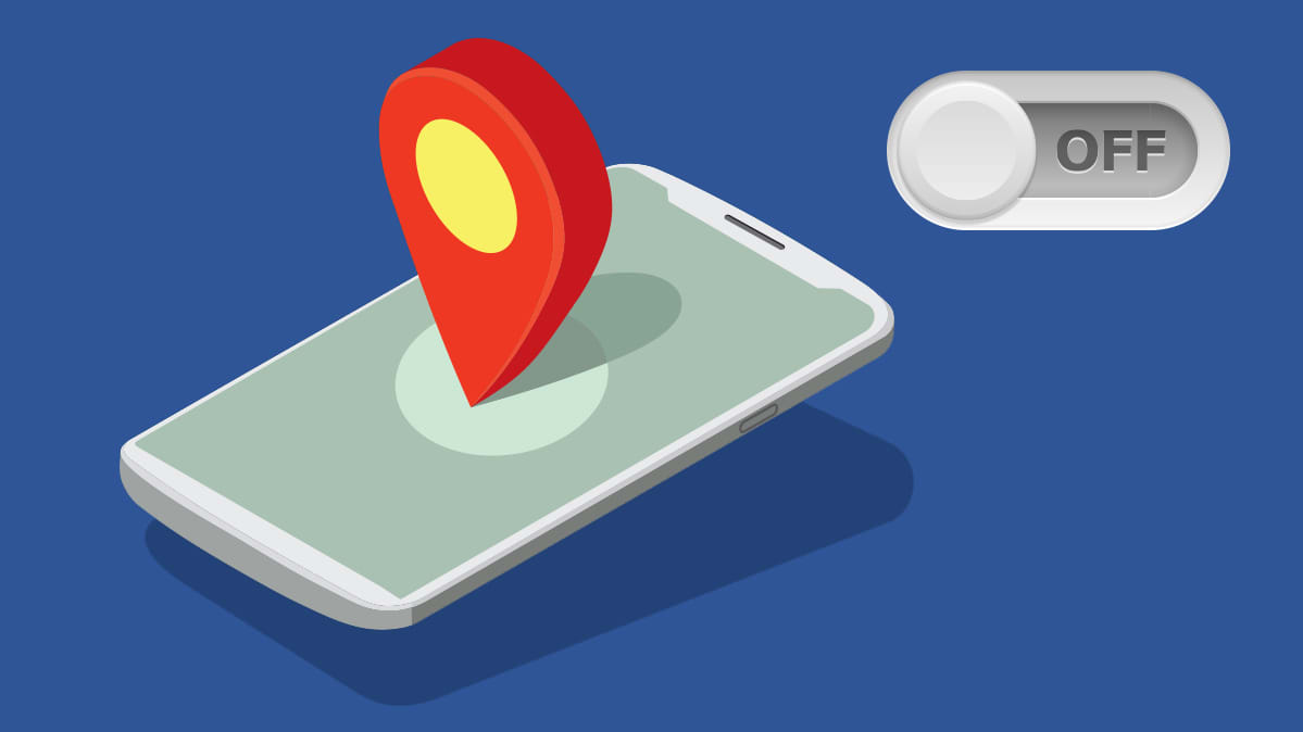 How to turn off location tracking in Facebook for Android